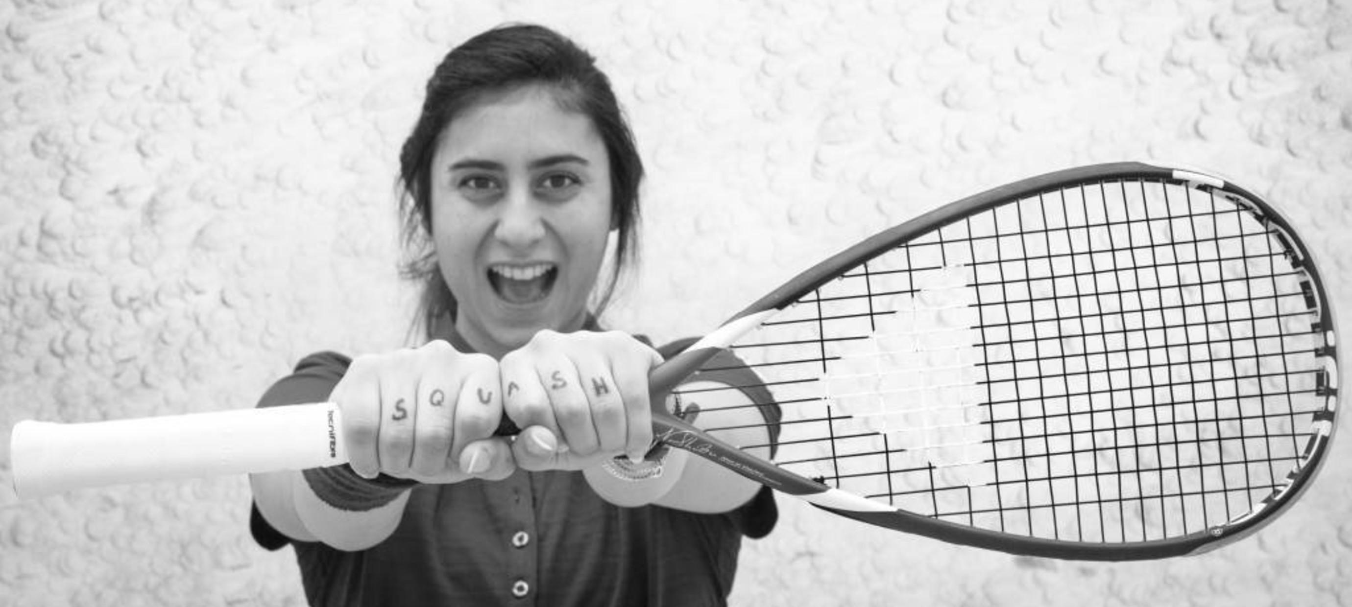 Waarom beginnen met squash?