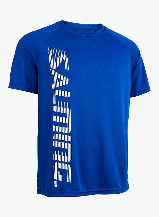 Salming Training Tee 2.0 - Blauw