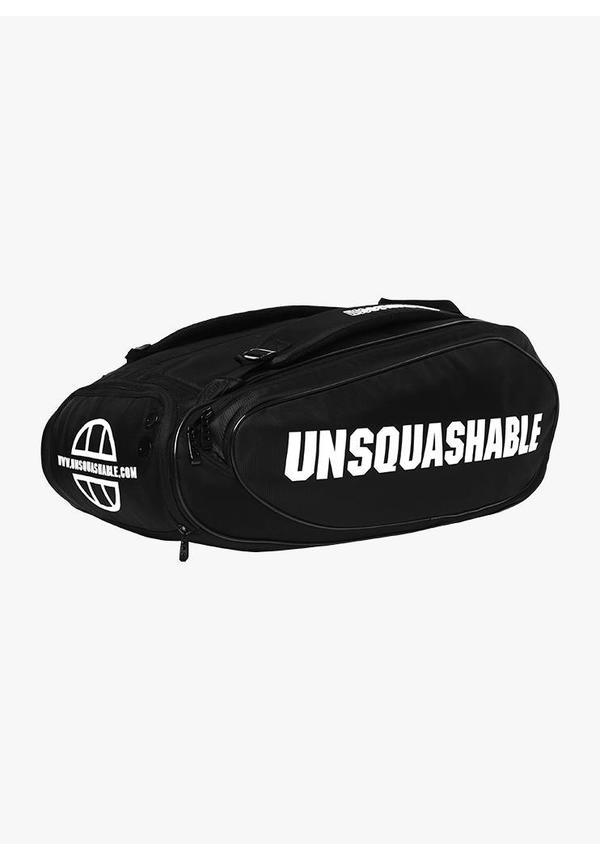 UNSQUASHABLE Tour-Tec Pro Deluxe 12 Racket Bag