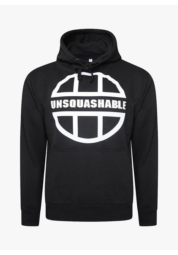 UNSQUASHABLE Training Hoodie - Zwart