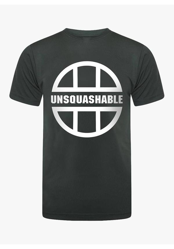 UNSQUASHABLE Training Performance Shirt - Groen