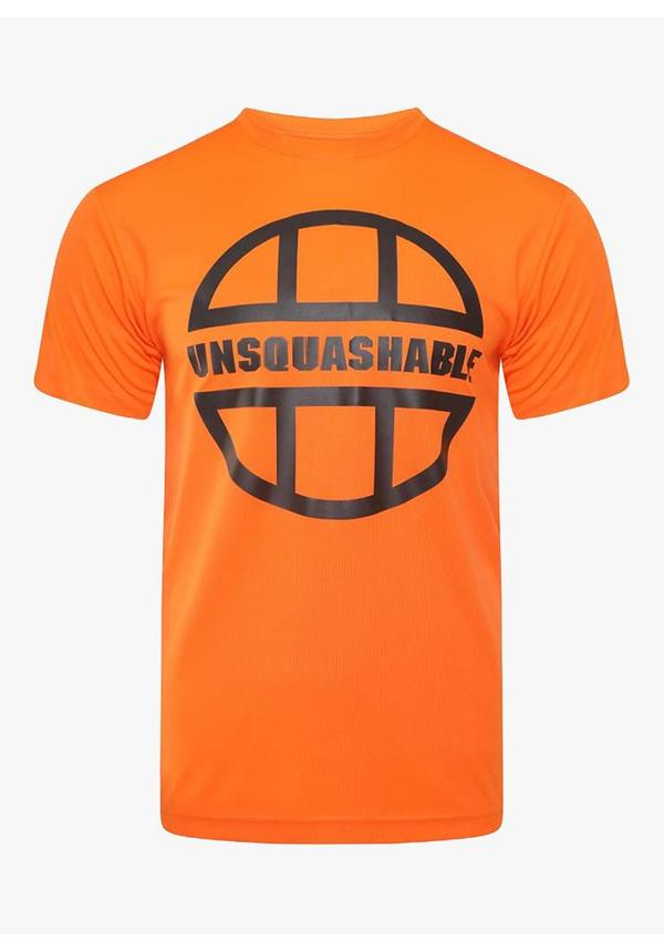UNSQUASHABLE Training Performance Shirt - Oranje