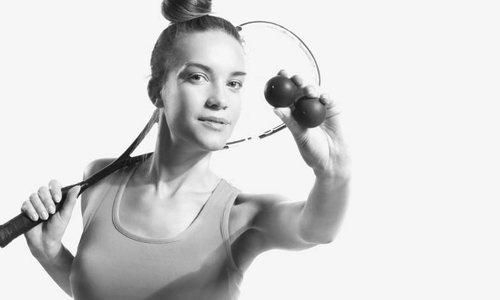 Squash de beste sport om in vorm te blijven