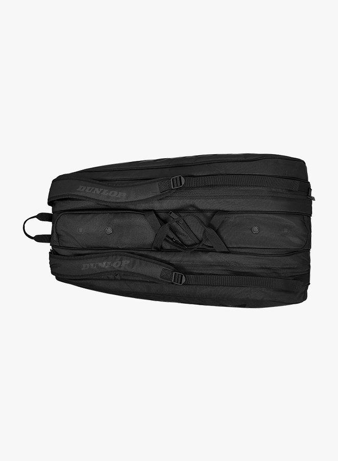Dunlop CX Team 12 Racket Bag - Zwart