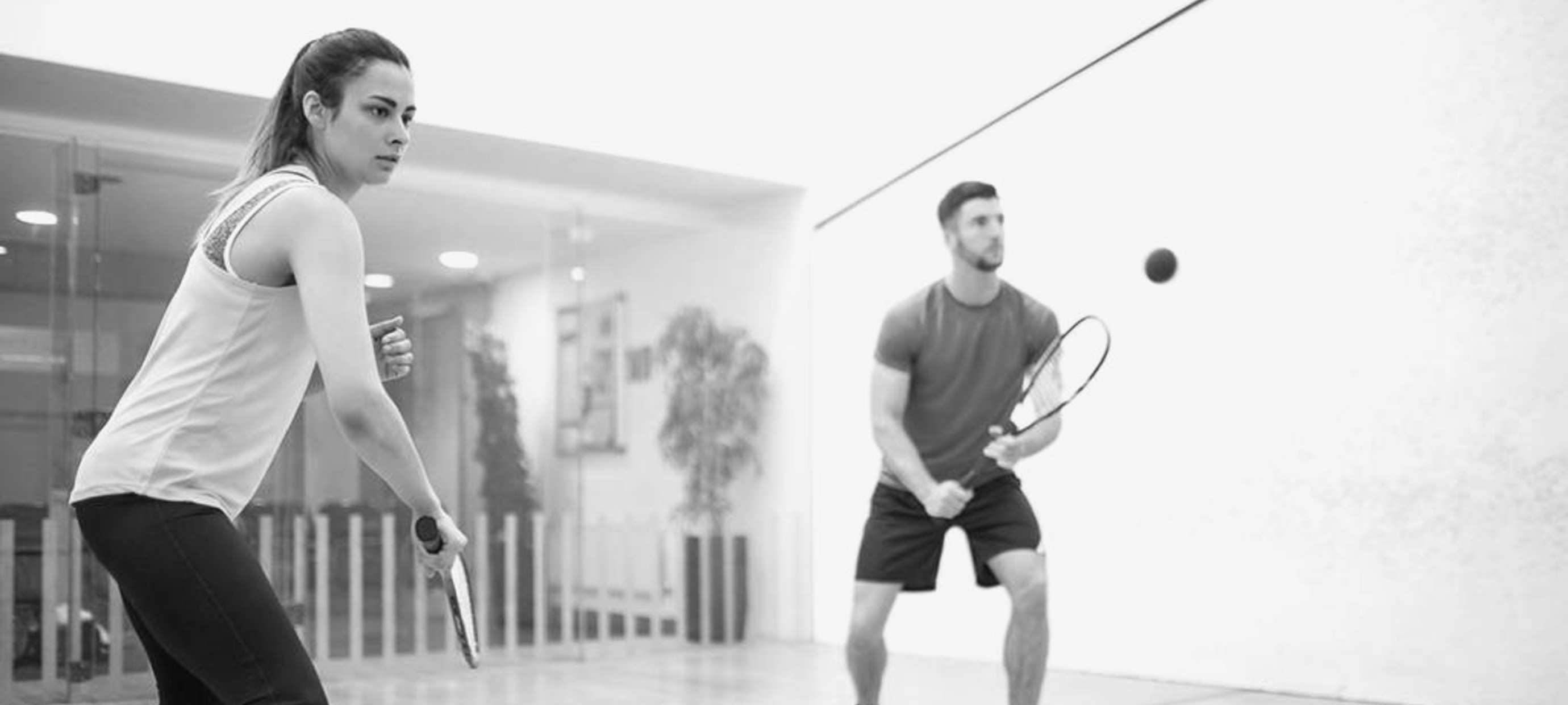 3 waardevolle tips voor de beginnende squasher