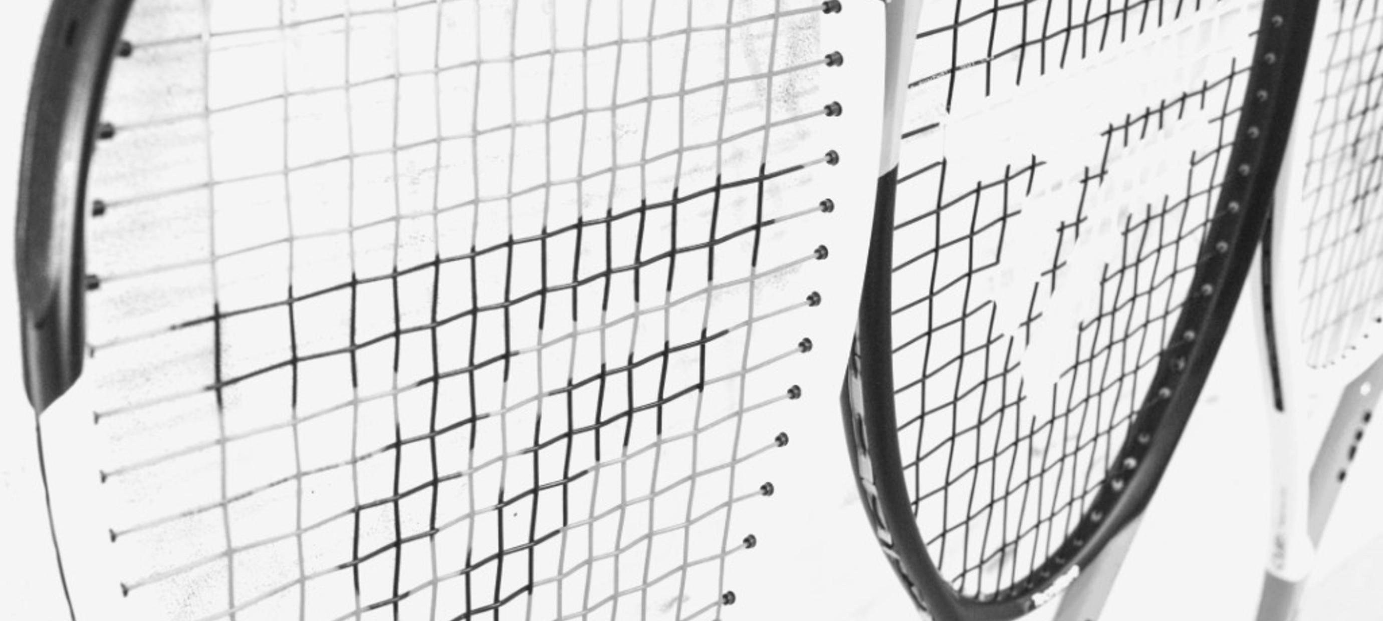 Dit is wat je moet weten over het bespannen van je racket