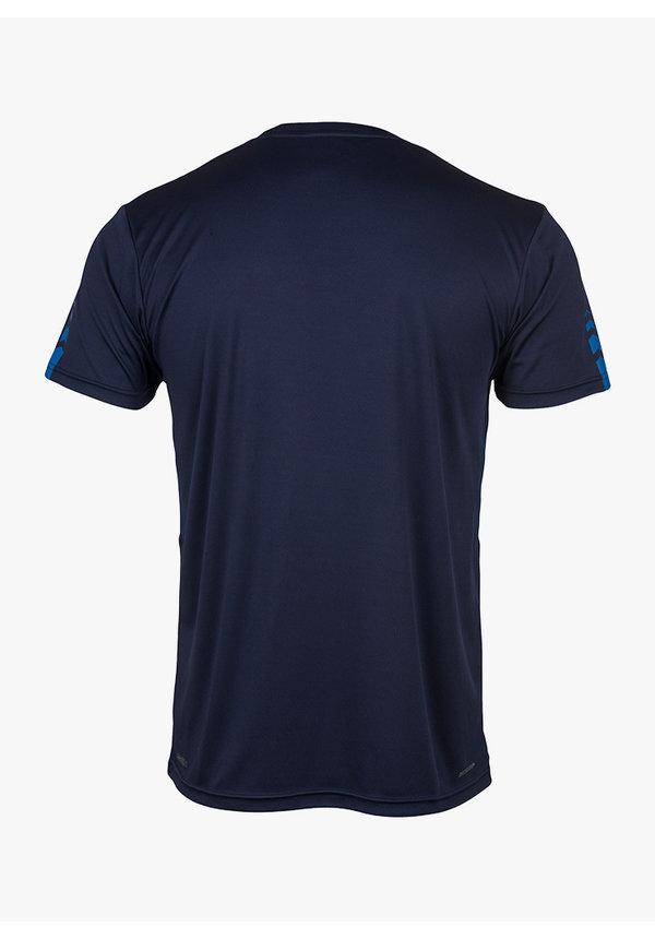 Dunlop Club Mens Crew Tee - Donkerblauw