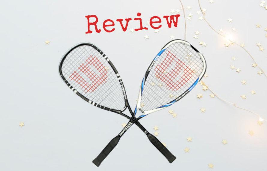 Review Wilson Hyper Hammer 120
