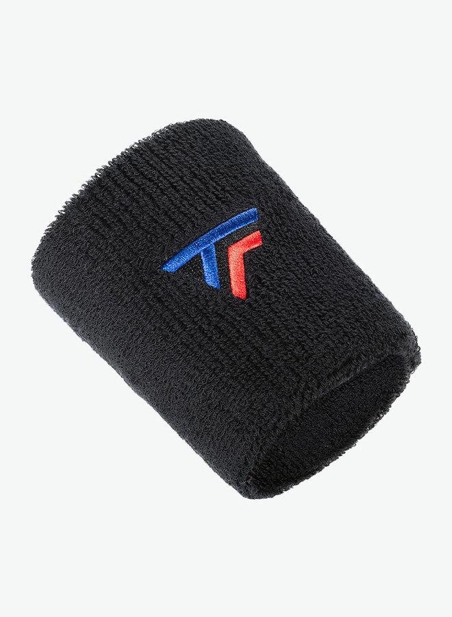 Tecnifibre Polsband XL - Zwart
