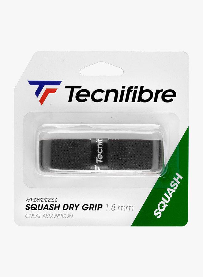 Tecnifibre Squash Dry Grip - Zwart
