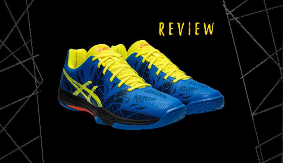 Review Asics Gel-Fastball 3