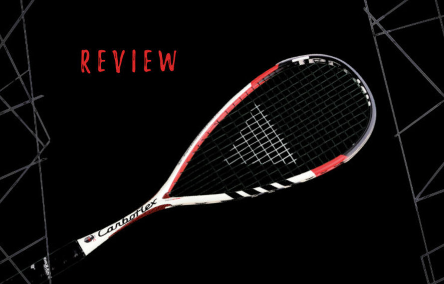 Review Tecnifibre Carboflex 130