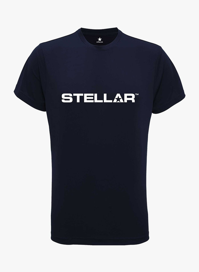 Stellar Training Performance Shirt - Donkerblauw