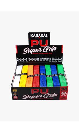 Karakal PU Super Grip Assorted - 24 Stuks