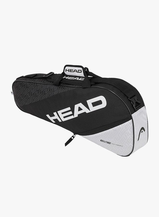 Head Elite 3R Pro - Zwart / Wit