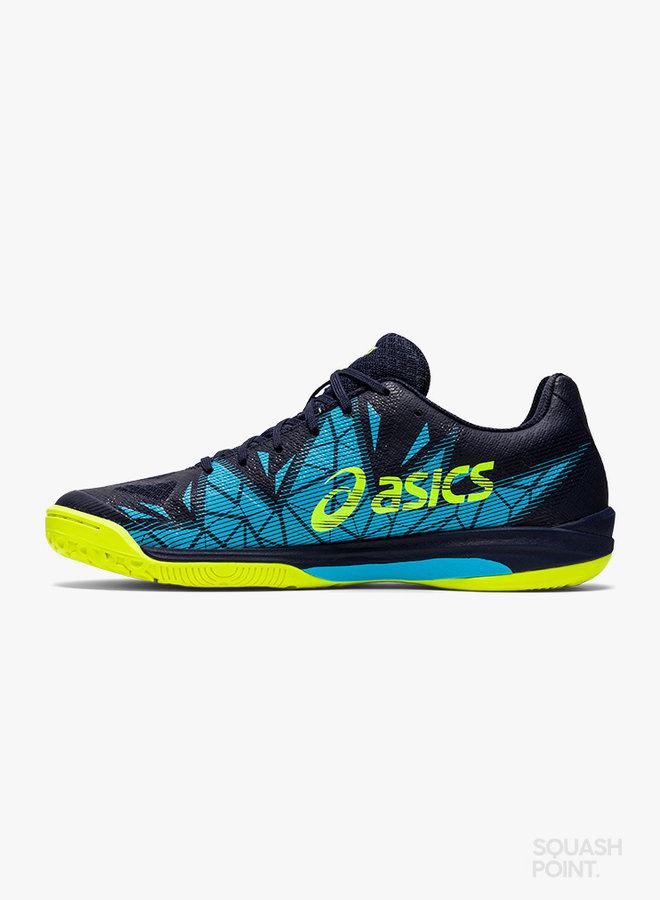 Asics Gel-Fastball 3 - Blauw / Geel