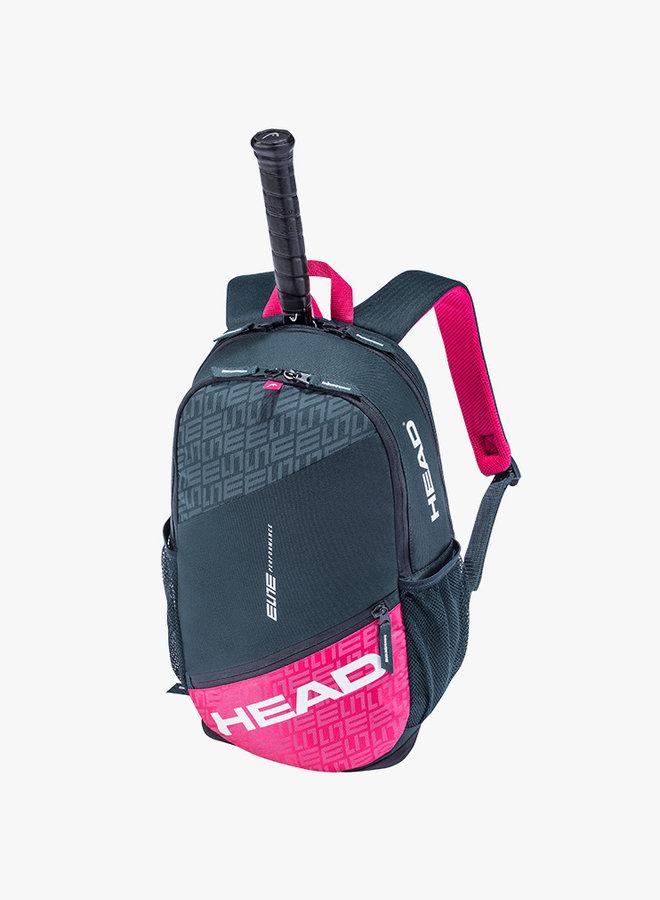 Head Elite Backpack - Antraciet / Roze