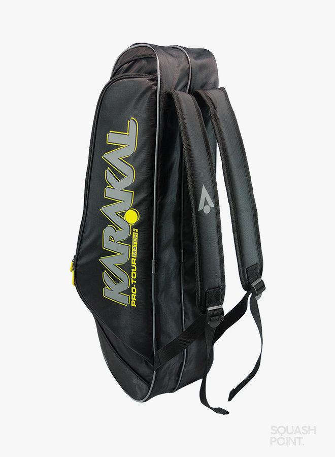 Karakal Pro Tour 2.0 Match 4 Racket Bag