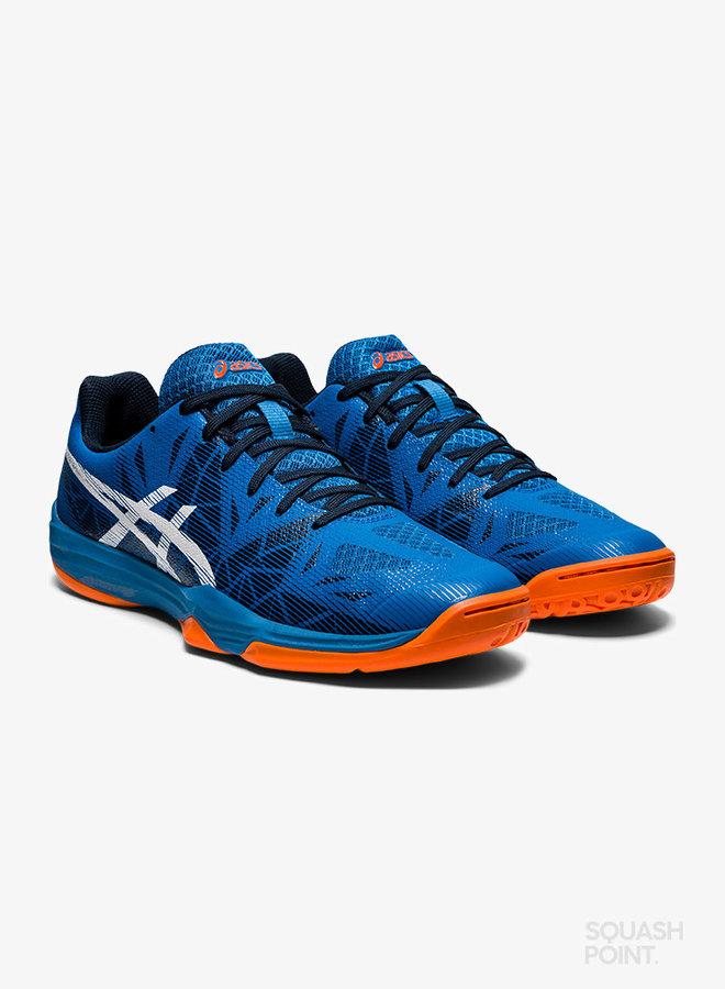 Asics Gel-Fastball 3 - Blauw / Wit
