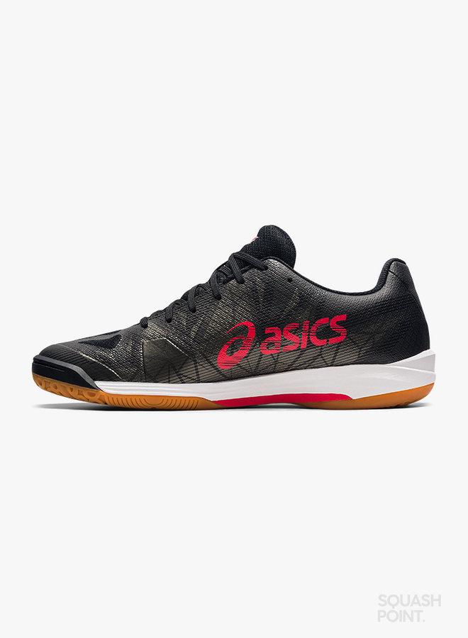 Asics Gel-Fastball 3 - Zwart / Rood