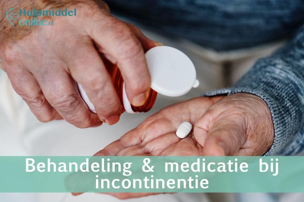 Behandeling en medicatie bij incontinentie