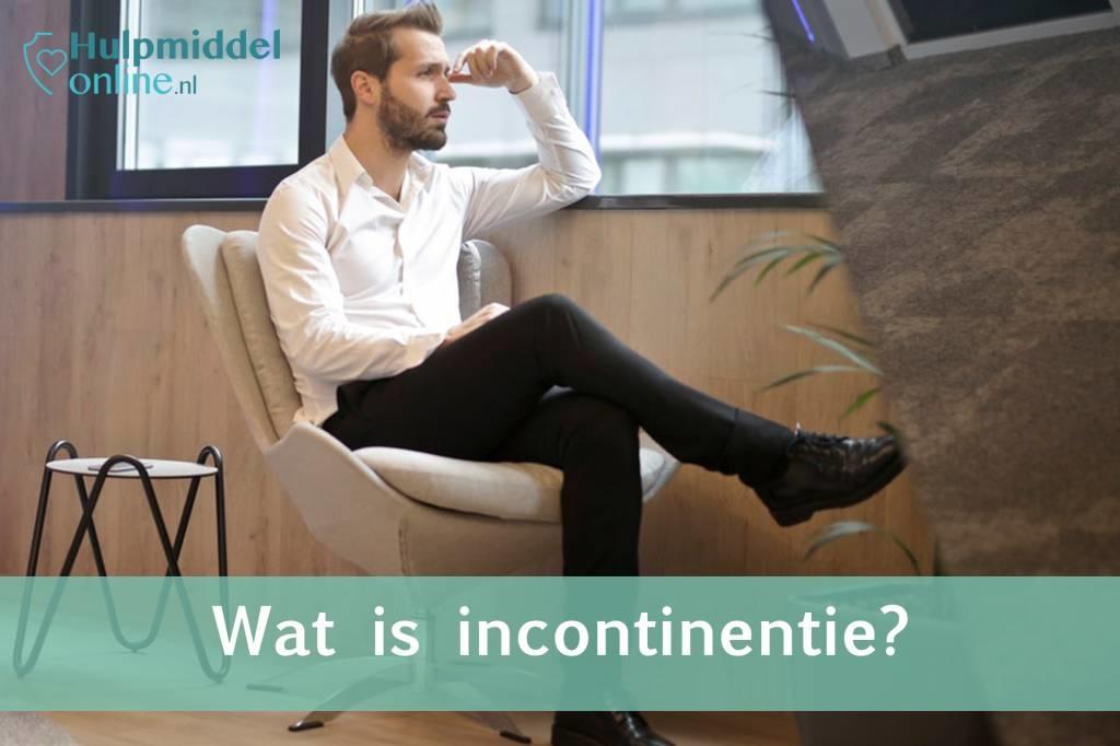 Wat is incontinentie?