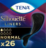 TENA Silhouette Normal Noir  - 10 pakken