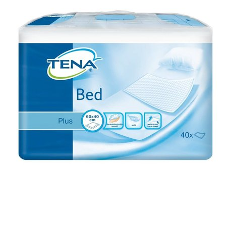 TENA Bed Plus 60 x 40 cm 40 stuks - 3 pakken