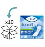 TENA TENA Discreet Extra Plus verbanden - 10 pakken