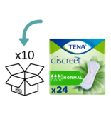 TENA TENA  Discreet Normal - 10 pakken