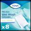 TENA Wet Wash Glove mildly scented 5 of 8 stuks