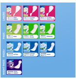 TENA Discreet Maxi verbanden  12 stuks