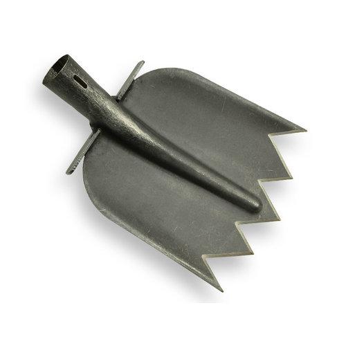 Spats met opstapjes met steel 110 cm.