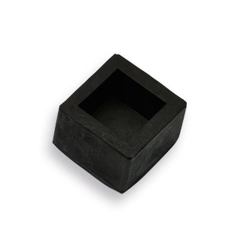 Mokerdop GRIPLINE 2000 gram, maat 48 x 48 mm