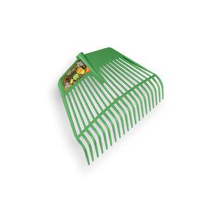 Combibladhark Rega 20 tands Groen los