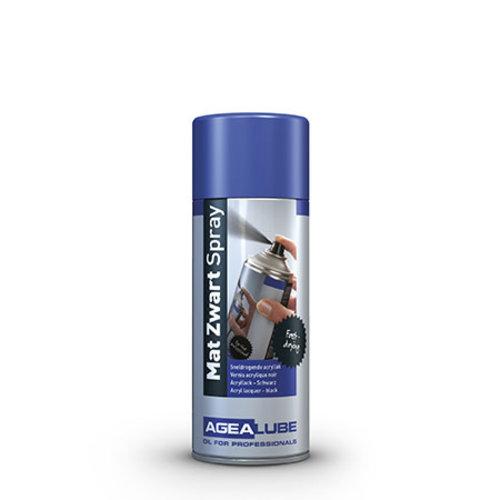 Agealube Agealube Mat Zwart Spray, aerosol
