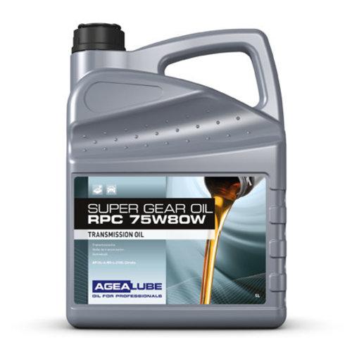 Agealube Agealube Super Gear Oil RPC 75W80