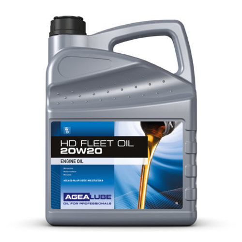 Agealube Agealube HD Fleet Oil 20W20