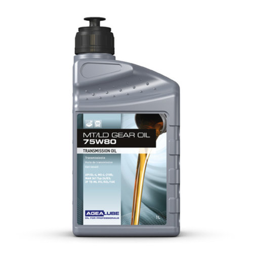 Agealube Agealube MT/LD Gear Oil 75W80