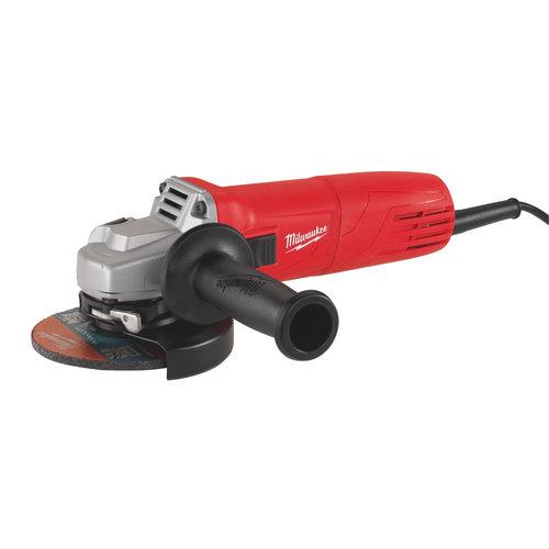 Milwaukee AG 10-125 EK 1000 Watt haakse slijpmachine