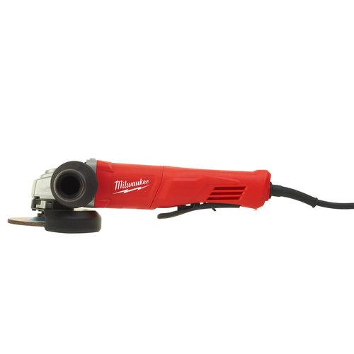 Milwaukee AG 13-125 XSPD 1250 Watt haakse slijpmachine
