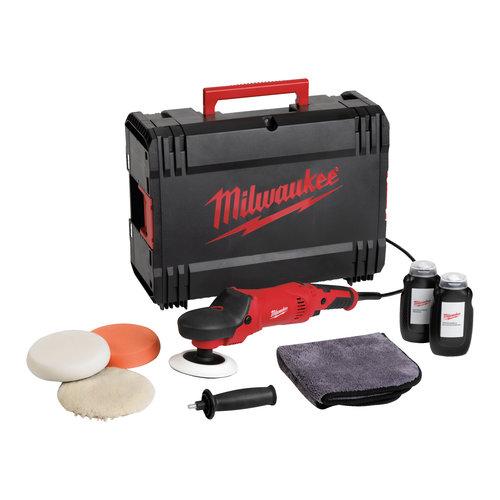 Milwaukee AP 14-2 200 E SET  1450 Watt polijstmachine