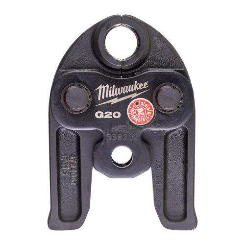 Milwaukee Bek   J12-G20 - 1 pc