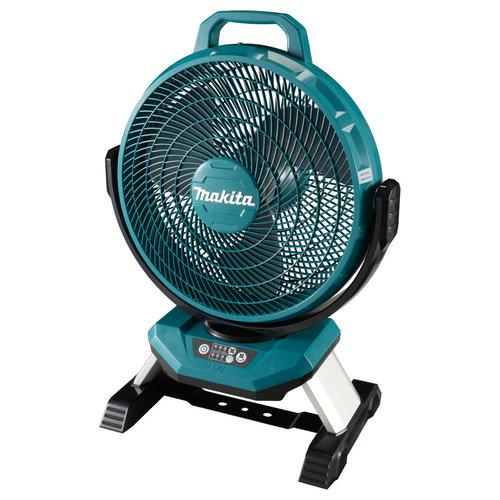Makita DCF301Z 14,4 V / 18 V Ventilator met zwenkfunctie