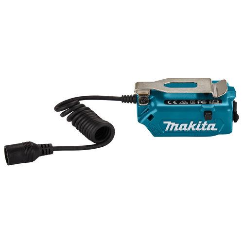 Makita CXT adapter verwarmde jas/vest/deken