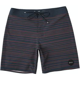 RVCA, Saunders Trunk Shorts, indigo, 32