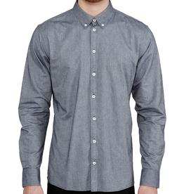 Minimum Minimum, Chris Shirt, Light Navy, S