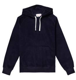 RVLT RVLT, 2662 corduroy hoodie, navy, S