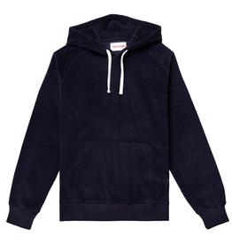 RVLT RVLT, 2662 corduroy hoodie, navy, XL