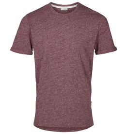 Minimum Minimum, Delta T-Shirt, wine melange, XL